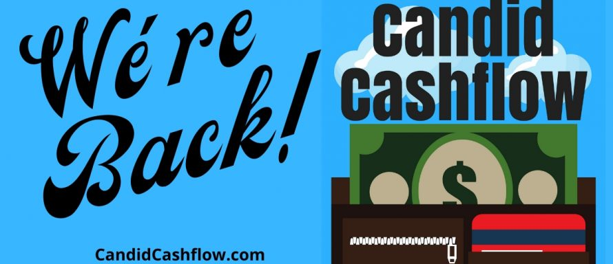 return of the candid cashflow podcast